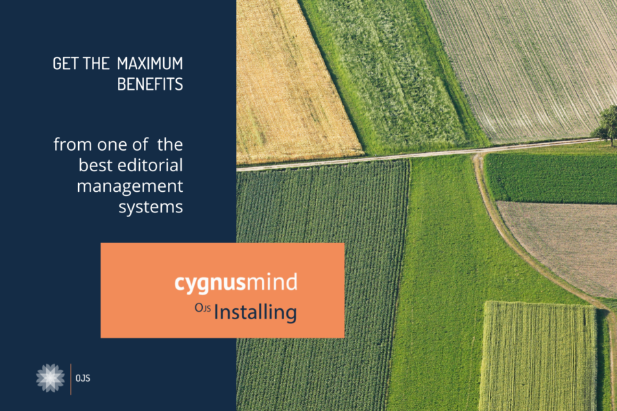 CygnusMind OJS Installing