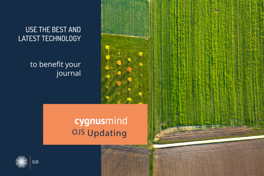 CygnusMind Updating OJS
