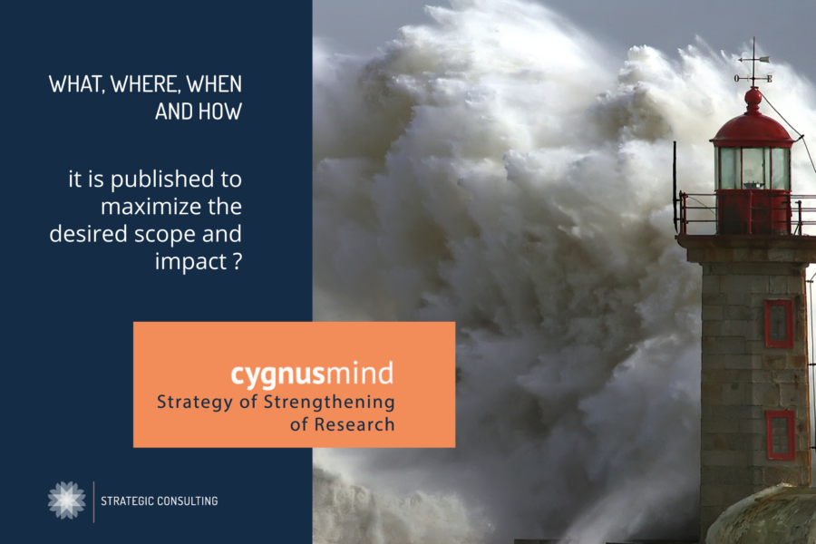 CygnusMind Strategy of Strengthening of Research