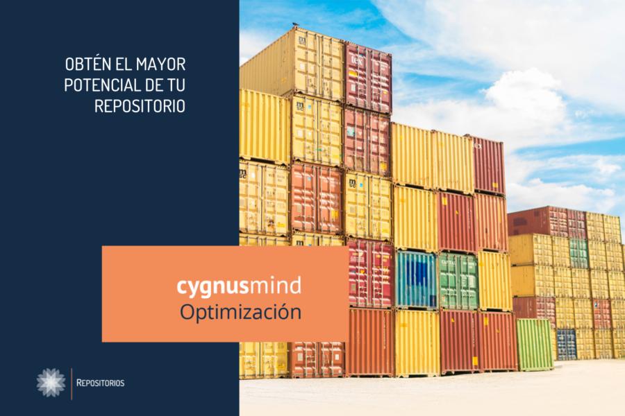 CygnusMind Optimización Repositorios