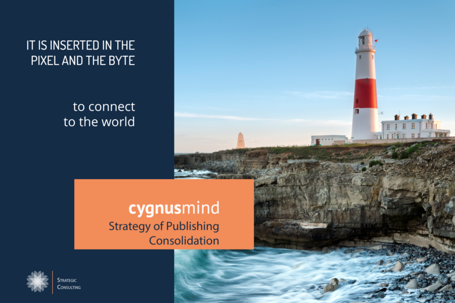 Cygnusmind Strategy of publishing consolidation